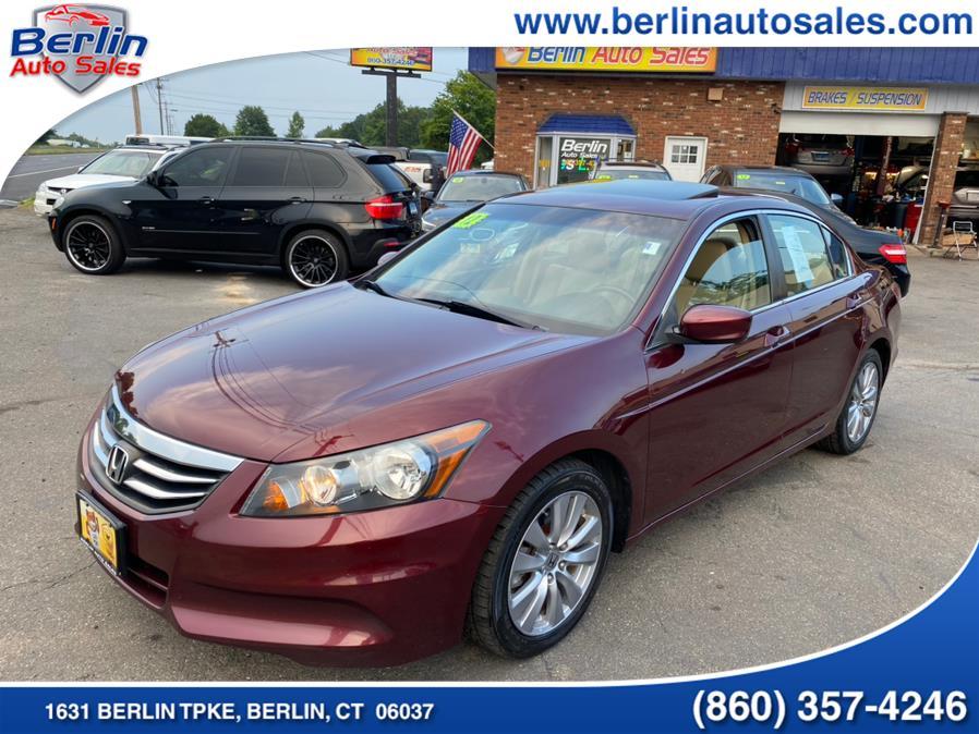 Used 2012 Honda Accord Sdn in Berlin, Connecticut | Berlin Auto Sales LLC. Berlin, Connecticut