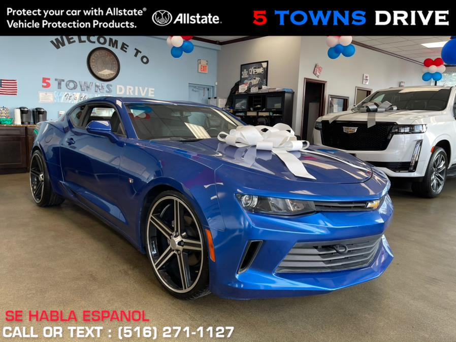 Used Chevrolet Camaro 2dr Cpe 1LT 2016 | 5 Towns Drive. Inwood, New York