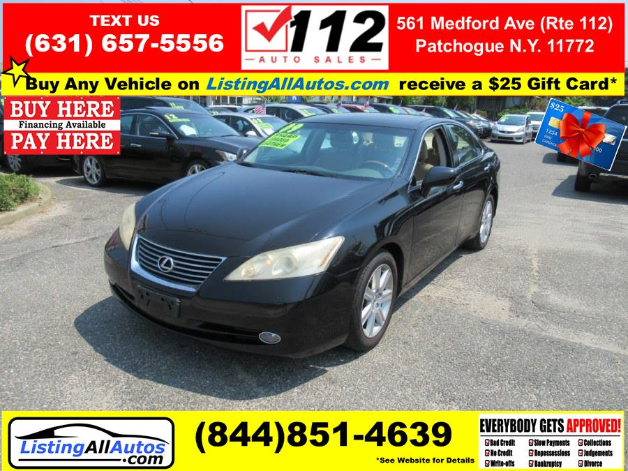 Used 2009 Lexus ES 350 in Patchogue, New York   www.ListingAllAutos.com. Patchogue, New York