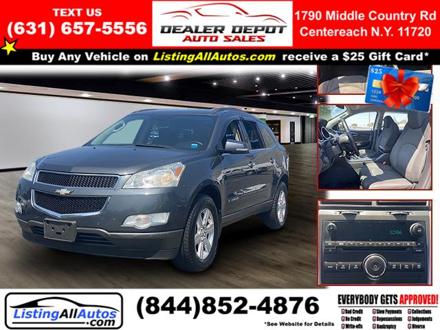 Used 2009 Chevrolet Traverse in Patchogue, New York | www.ListingAllAutos.com. Patchogue, New York