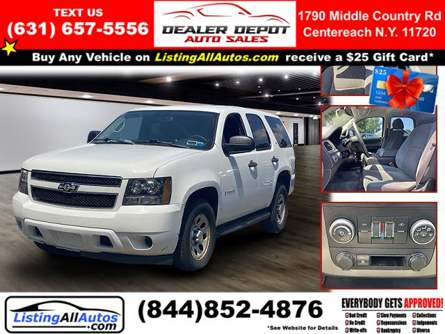 Used 2008 Chevrolet Tahoe in Patchogue, New York | www.ListingAllAutos.com. Patchogue, New York
