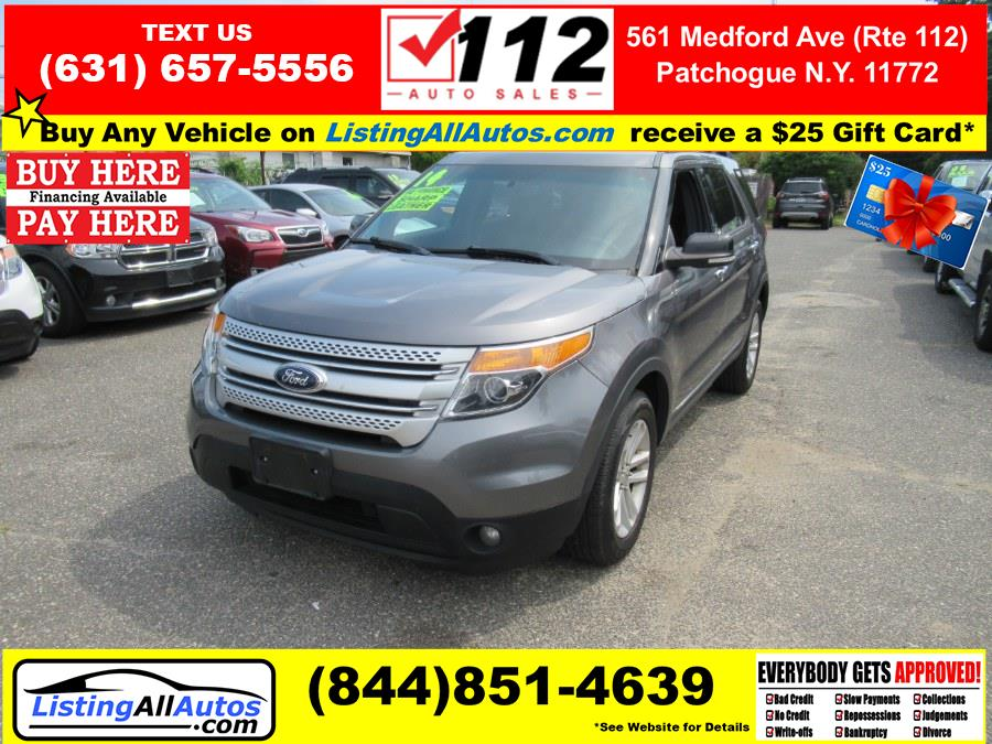Used 2014 Ford Explorer in Patchogue, New York | www.ListingAllAutos.com. Patchogue, New York