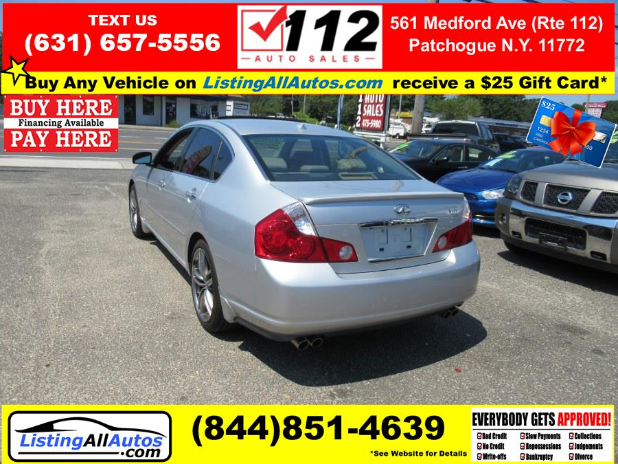 Used 2006 Infiniti M35 in Patchogue, New York | www.ListingAllAutos.com. Patchogue, New York