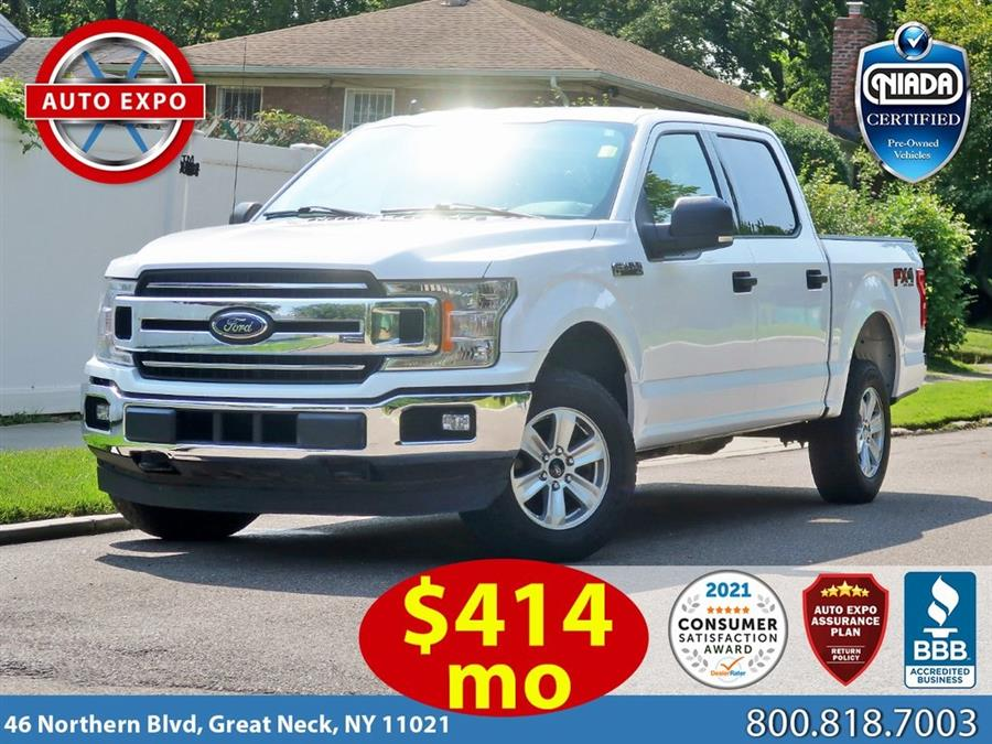 Used 2019 Ford F-150 in Great Neck, New York | Auto Expo Ent Inc.. Great Neck, New York