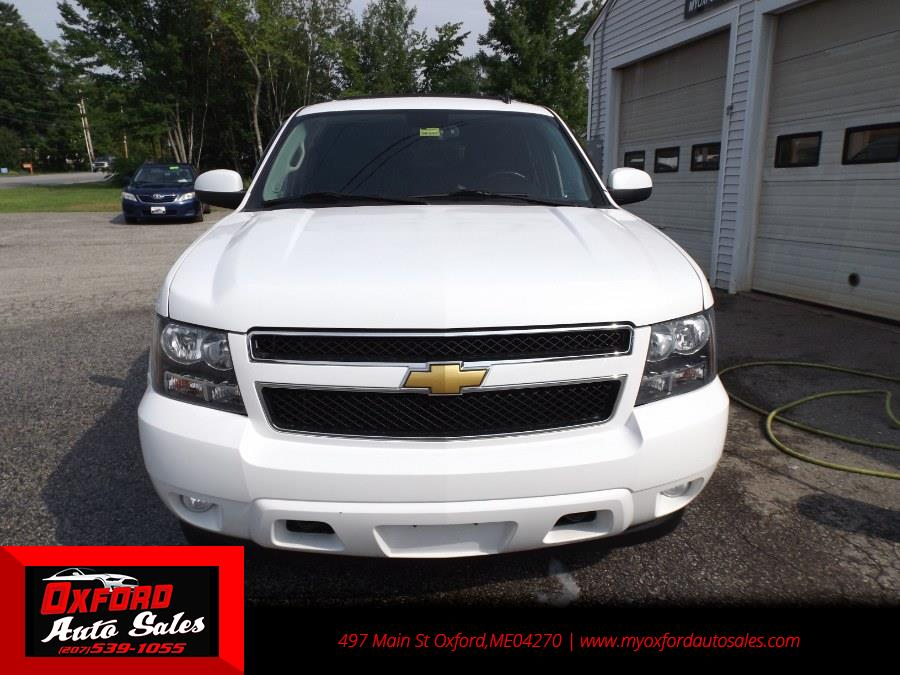 Used Chevrolet Tahoe 4WD 4dr 1500 LT 2013   Oxford Auto Sales. Oxford, Maine