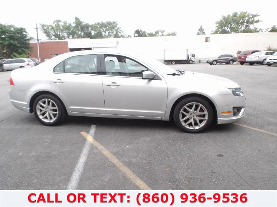 Used Ford Fusion 4dr Sdn SEL FWD 2011   Lee Motors Sales Inc. Hartford, Connecticut