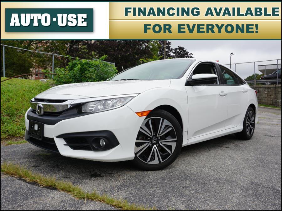 Used Honda Civic EX-L 2017 | Autouse. Andover, Massachusetts