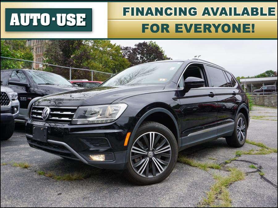 Used Volkswagen Tiguan 2.0T SEL 4Motion 2018 | Autouse. Andover, Massachusetts