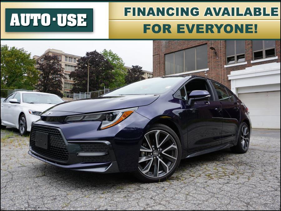 Used Toyota Corolla SE 2020 | Autouse. Andover, Massachusetts