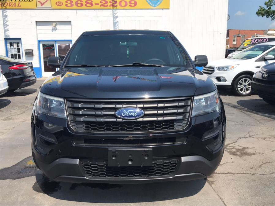 Used Ford Police Interceptor Utility AWD 2017   Affordable Motors Inc. Bridgeport, Connecticut