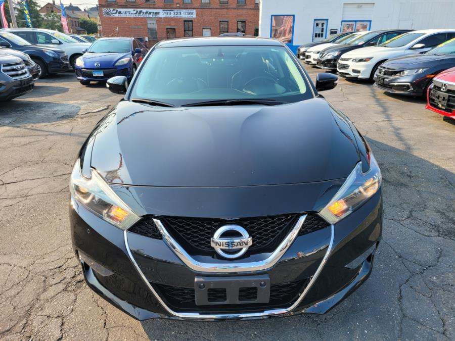 Used Nissan Maxima S 3.5L 2018 | Affordable Motors Inc. Bridgeport, Connecticut