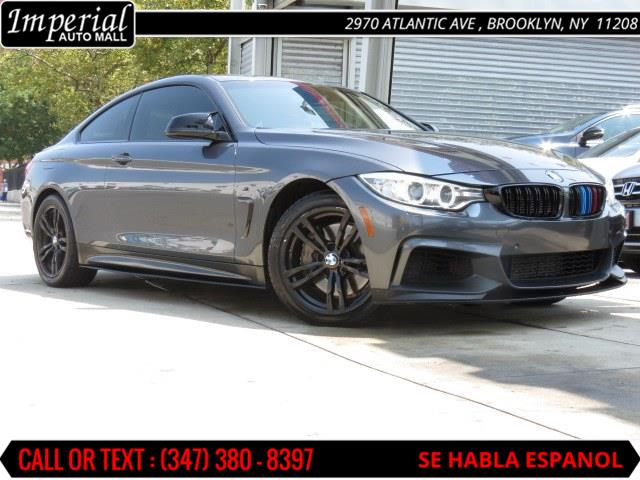 Used BMW 4 Series 2dr Cpe 435i xDrive AWD 2014 | Imperial Auto Mall. Brooklyn, New York