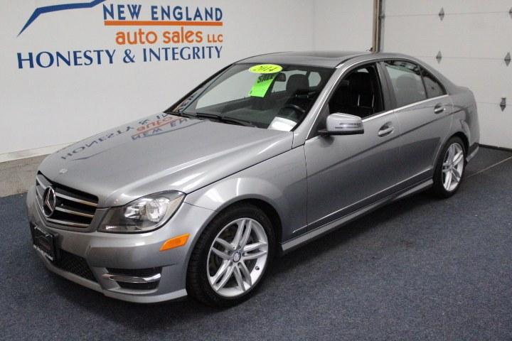 Used Mercedes-Benz C-Class 4dr Sdn C300 Sport 4MATIC 2014 | New England Auto Sales LLC. Plainville, Connecticut