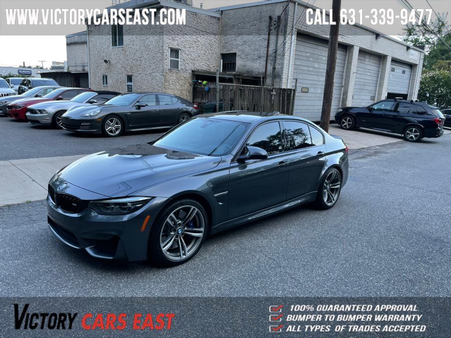 Used BMW M3 Sedan 2018 | Victory Cars East LLC. Huntington, New York