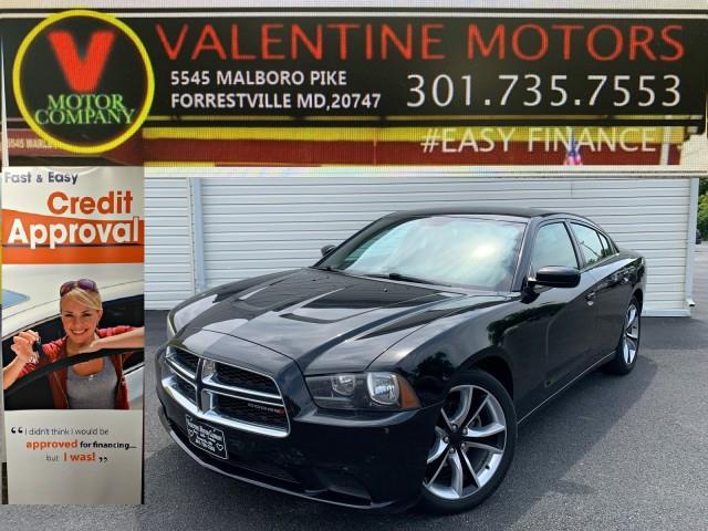 Used Dodge Charger SE 2013 | Valentine Motor Company. Forestville, Maryland