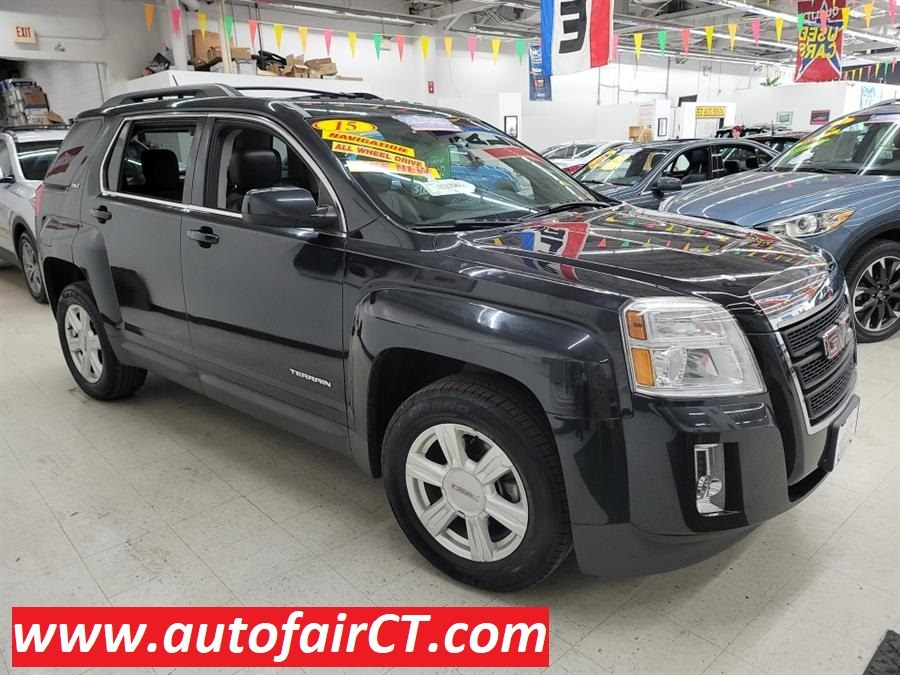 Used 2015 GMC Terrain in West Haven, Connecticut