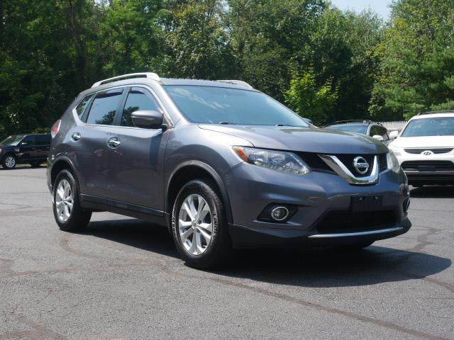 Used Nissan Rogue SV 2015 | Canton Auto Exchange. Canton, Connecticut