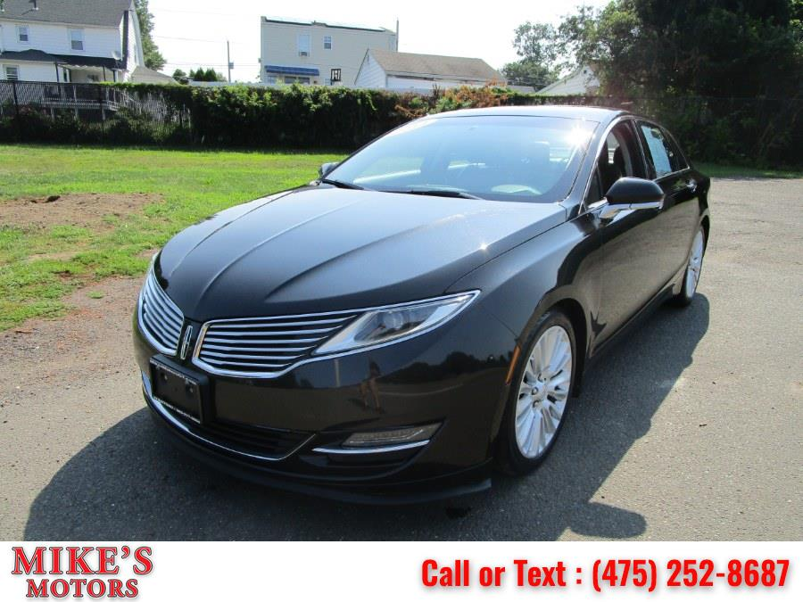 Used 2013 Lincoln MKZ in Stratford, Connecticut | Mike's Motors LLC. Stratford, Connecticut