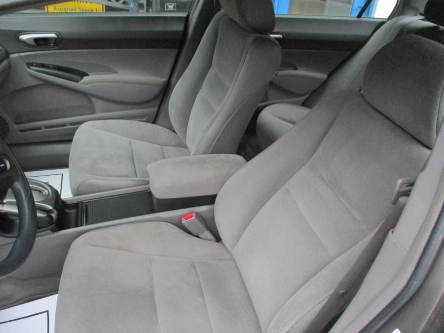 Used Honda Civic Sdn 4dr Auto LX 2008 | Cos Central Auto. Meriden, Connecticut