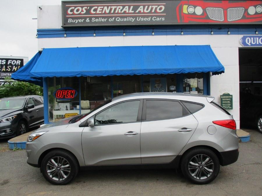 Used 2015 Hyundai Tucson in Meriden, Connecticut | Cos Central Auto. Meriden, Connecticut