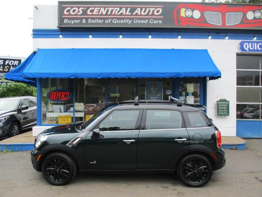 Used 2014 MINI Cooper Countryman in Meriden, Connecticut | Cos Central Auto. Meriden, Connecticut