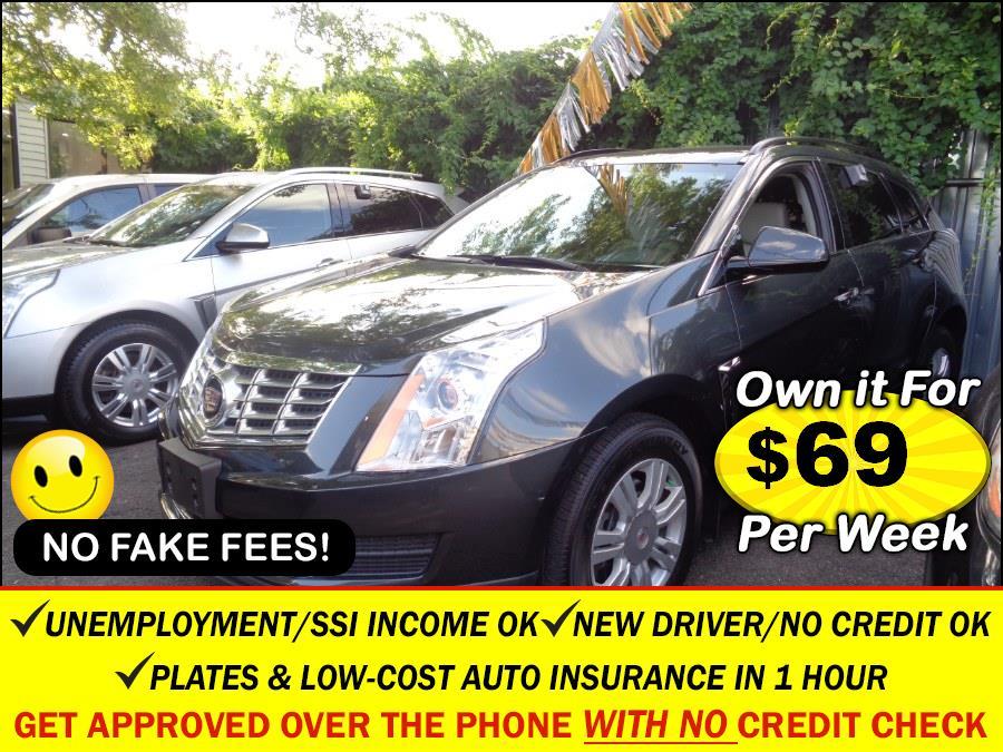 Used Cadillac SRX FWD 4dr Base 2015 | Sunrise Auto Sales. Rosedale, New York