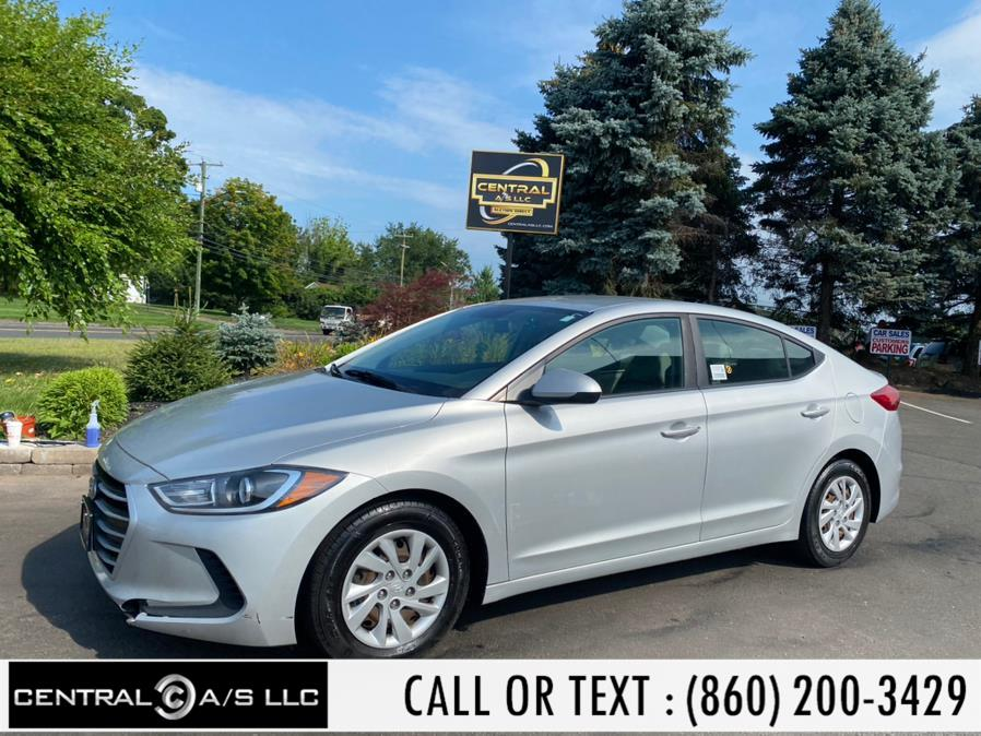 Used Hyundai Elantra Limited 2.0L Auto (Alabama) 2017 | Central A/S LLC. East Windsor, Connecticut