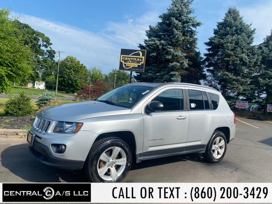 Used Jeep Compass 4WD 4dr Sport 2013 | Central A/S LLC. East Windsor, Connecticut