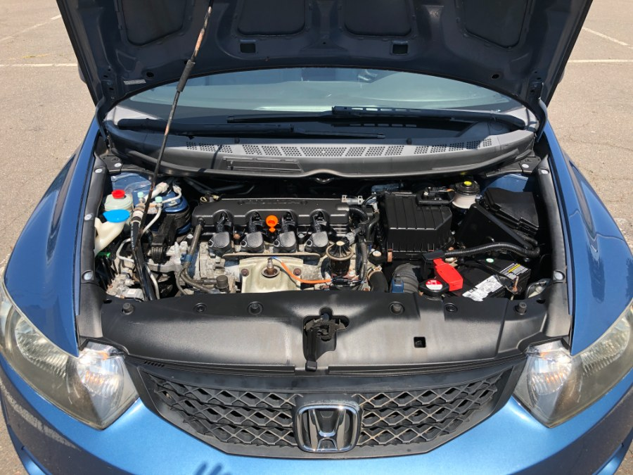 Used Honda Civic Coupe 2dr Auto LX 2009 | Ledyard Auto Sale LLC. Hartford , Connecticut