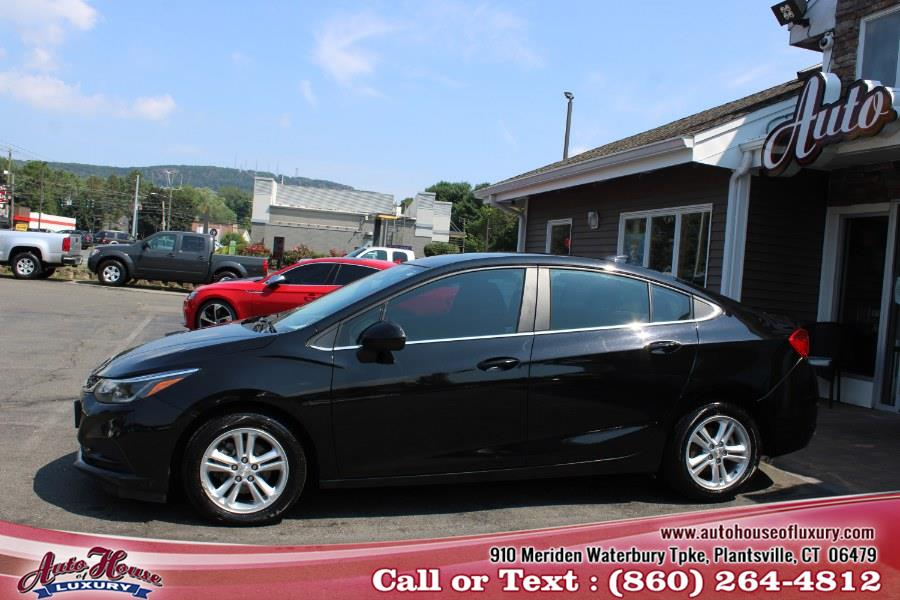 Used Chevrolet Cruze 4dr Sdn 1.4L LT w/1SD 2017 | Auto House of Luxury. Plantsville, Connecticut