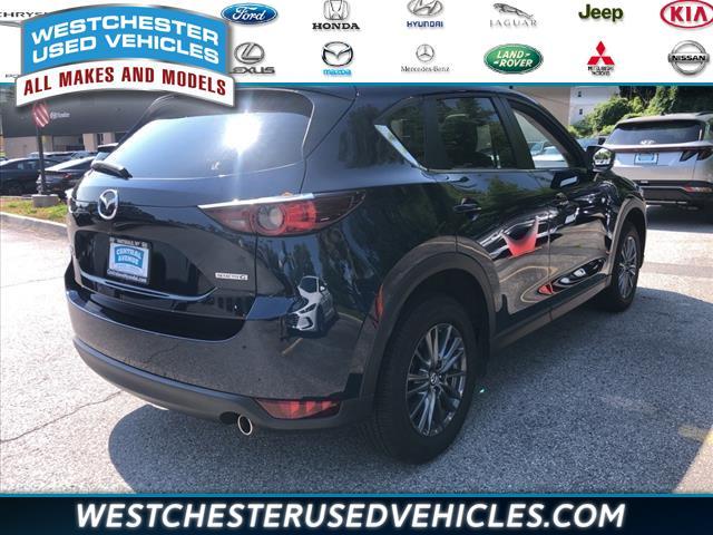 Used Mazda Cx-5 Touring 2020   Westchester Used Vehicles. White Plains, New York