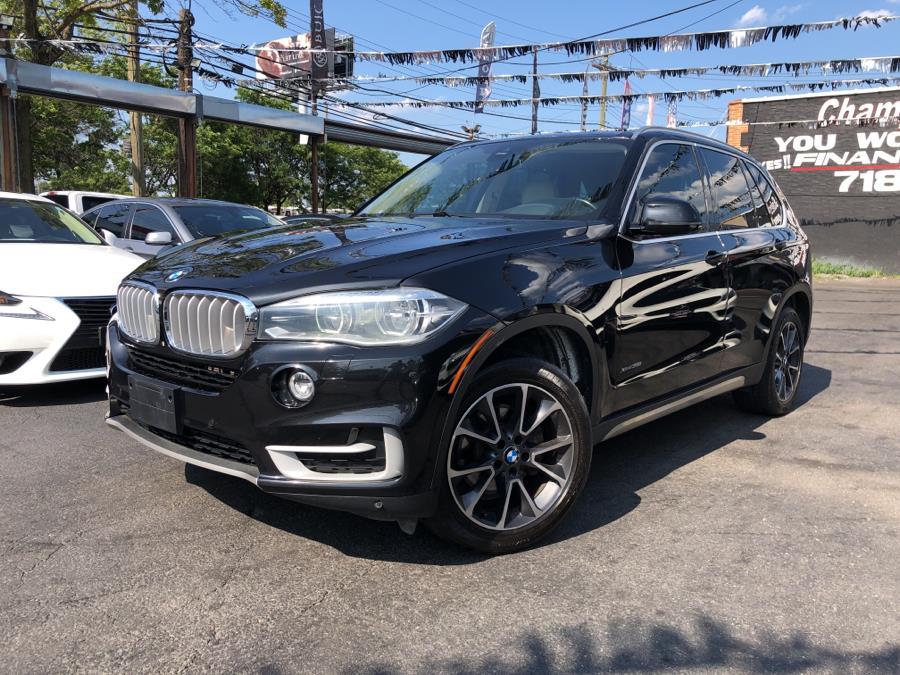 Used BMW X5 AWD 4dr xDrive35i 2014 | Champion Auto Sales Of The Bronx. Bronx, New York