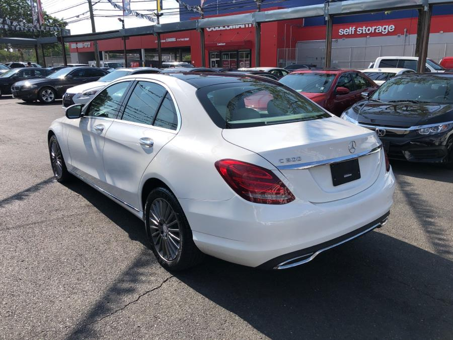Used Mercedes-Benz C-Class 4dr Sdn C300 Luxury 4MATIC 2016   Champion Auto Sales Of The Bronx. Bronx, New York
