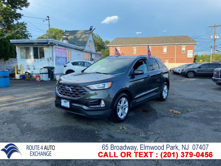 Used Ford Edge SEL AWD 2019 | Route 4 Auto Exchange. Elmwood Park, New Jersey
