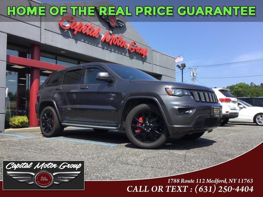 2018 Jeep Grand Cherokee Laredo 4x4, available for sale in Medford, NY