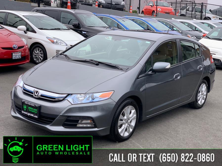 Used Honda Insight EX 2013 | Green Light Auto Wholesale. Daly City, California