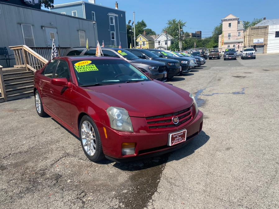 Used Cadillac CTS 4dr Sdn 3.6L 2007 | Auto Haus of Irvington Corp. Irvington , New Jersey