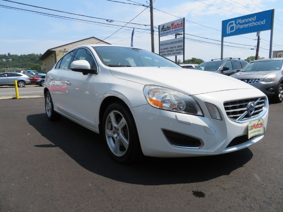 Used Volvo S60 FWD 4dr Sdn T5 w/Moonroof 2012   Auto Match LLC. Waterbury, Connecticut