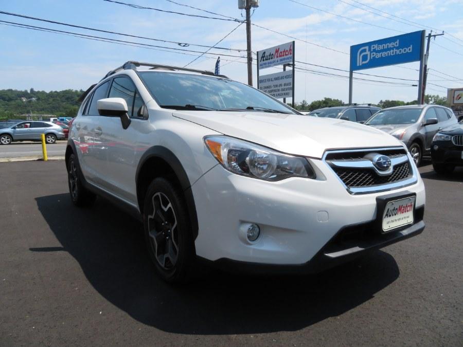 Used Subaru XV Crosstrek 5dr Man 2.0i Premium 2015 | Auto Match LLC. Waterbury, Connecticut