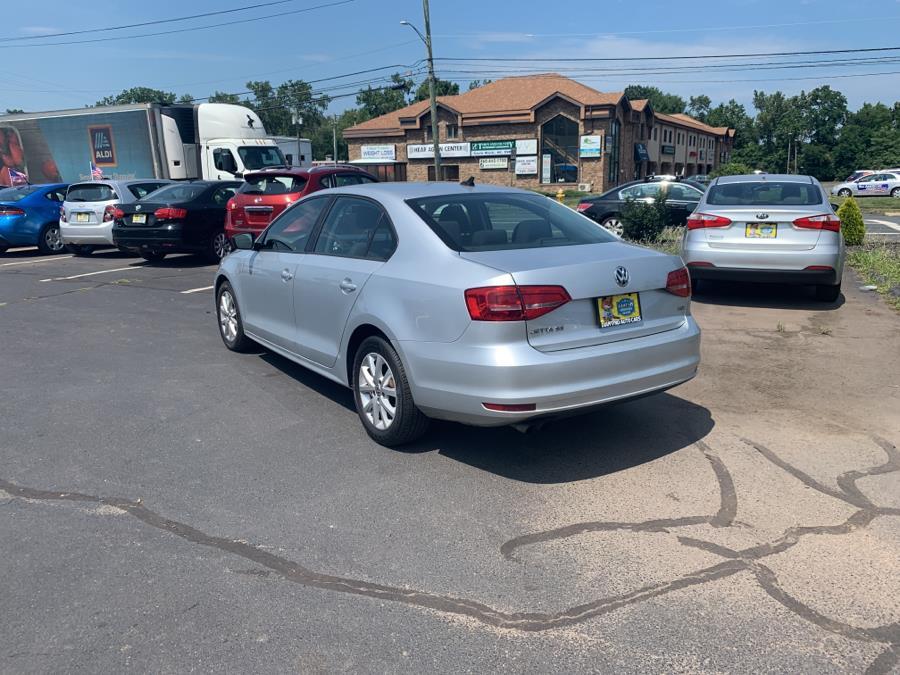 Used Volkswagen Jetta Sedan 4dr Auto 1.8T SE PZEV 2015 | Diamond Auto Cars LLC. Vernon, Connecticut