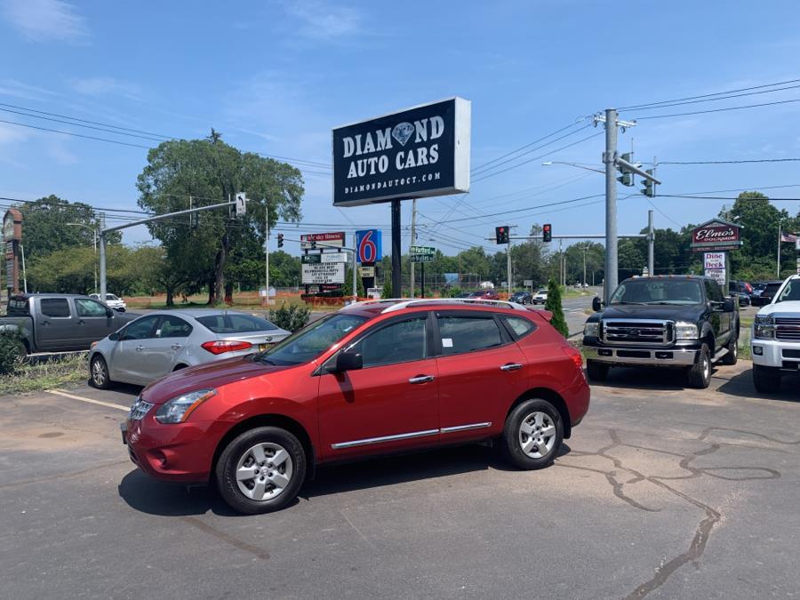 Used 2015 Nissan Rogue Select in Vernon, Connecticut | Diamond Auto Cars LLC. Vernon, Connecticut