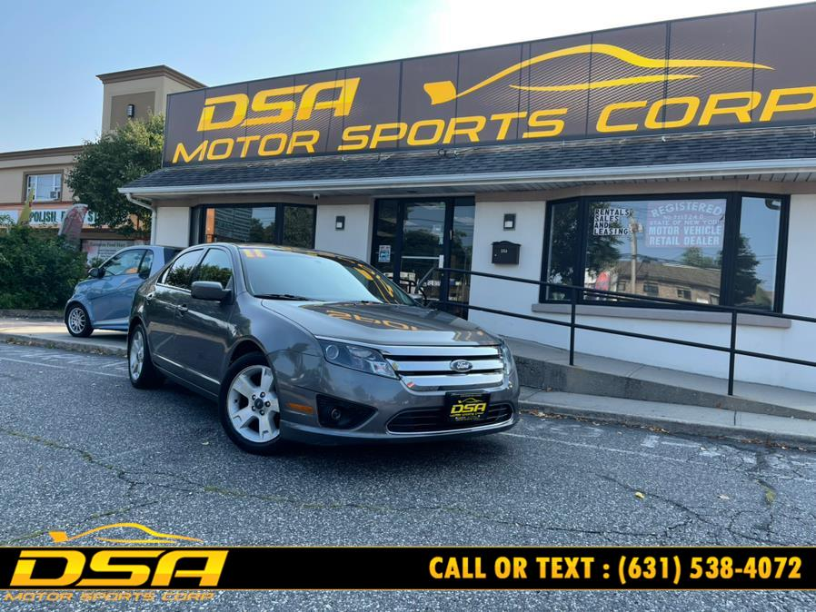 Used 2011 Ford Fusion in Commack, New York   DSA Motor Sports Corp. Commack, New York