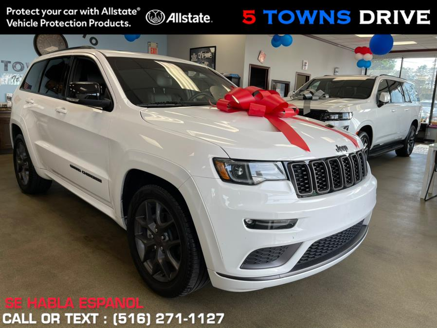 Used Jeep LIMITED X Grand Cherokee Limited 4x2 2020   5 Towns Drive. Inwood, New York