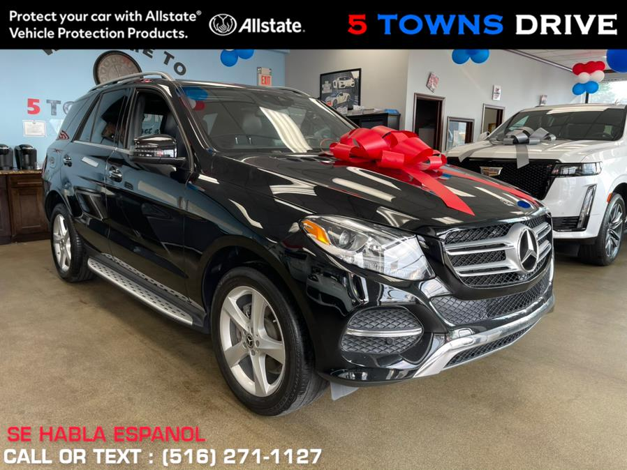 Used Mercedes-Benz GLE GLE 350 SUV 2018 | 5 Towns Drive. Inwood, New York