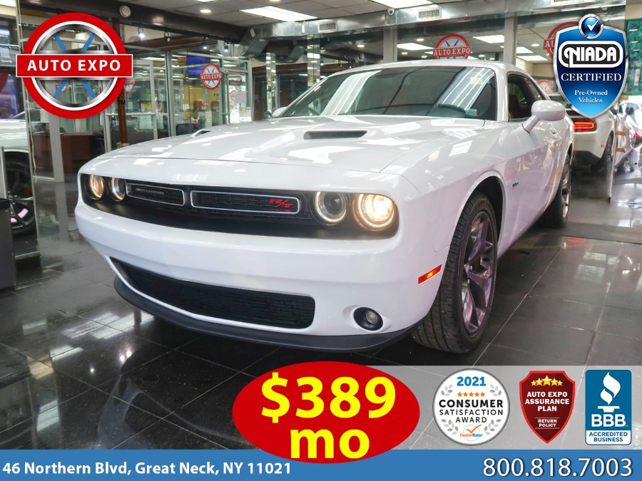 Used 2018 Dodge Challenger in Great Neck, New York | Auto Expo Ent Inc.. Great Neck, New York