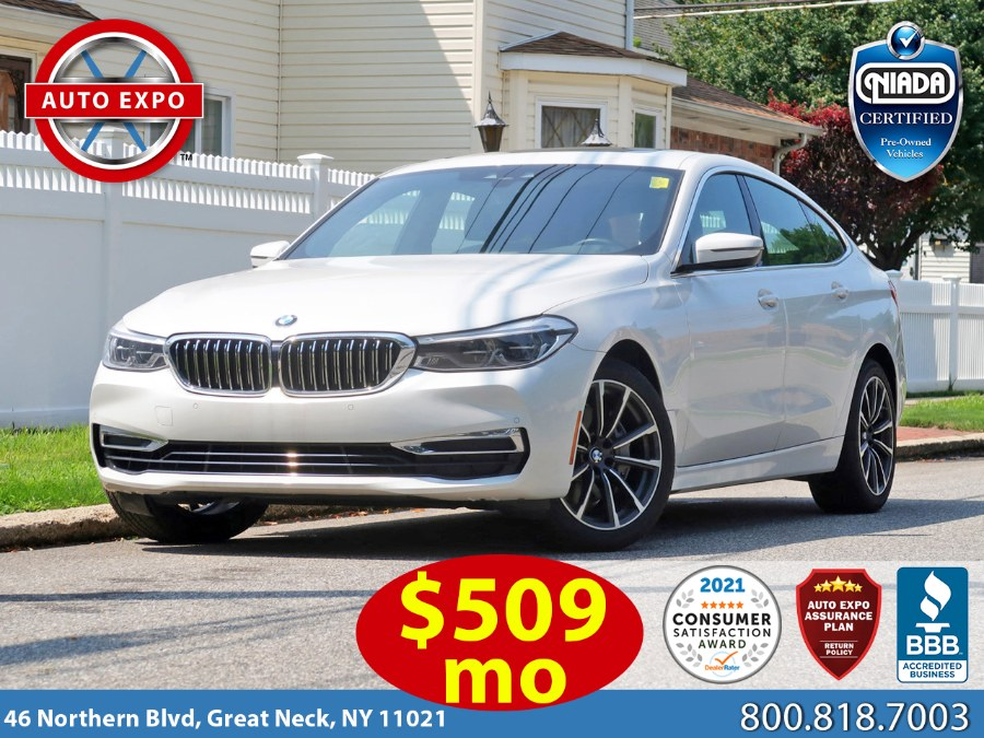 Used 2019 BMW 6 Series in Great Neck, New York | Auto Expo Ent Inc.. Great Neck, New York