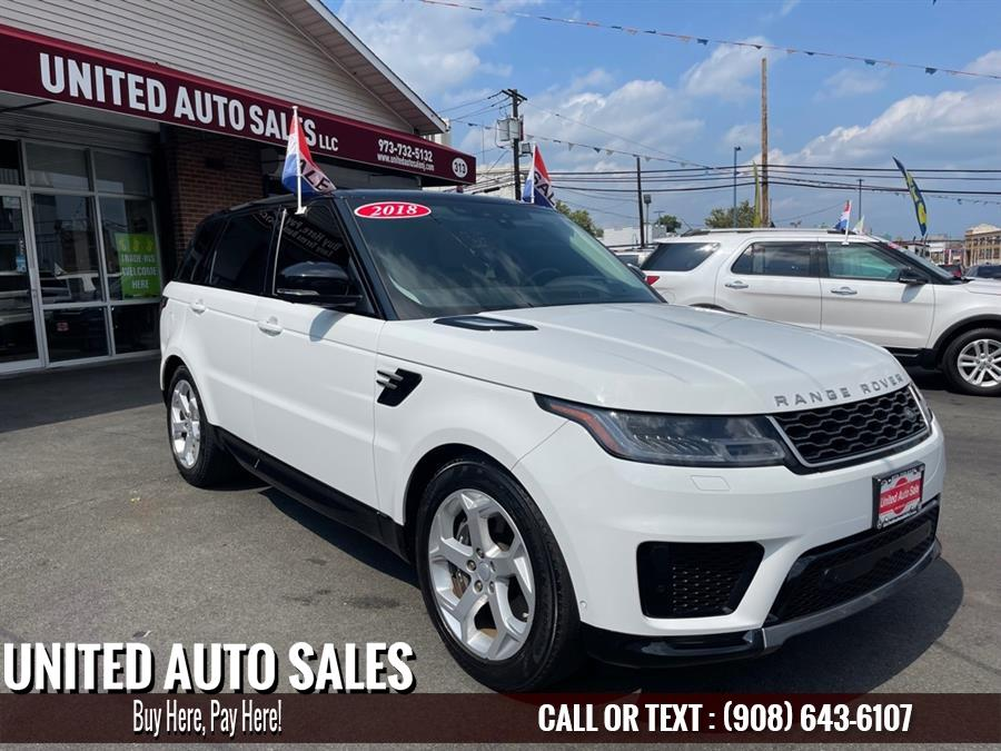 Used 2018 Land Rover Rang Rvr Sport in Newark, New Jersey | United Auto Sale. Newark, New Jersey