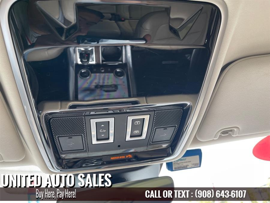 Used Land Rover Rang Rvr Sport SUPRCHARGD DYNMC 2018   United Auto Sale. Newark, New Jersey