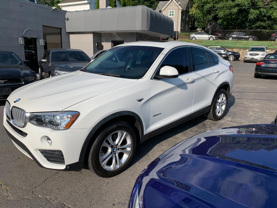 Used BMW X4 AWD 4dr xDrive28i 2015 | Jim Juliani Motors. Waterbury, Connecticut