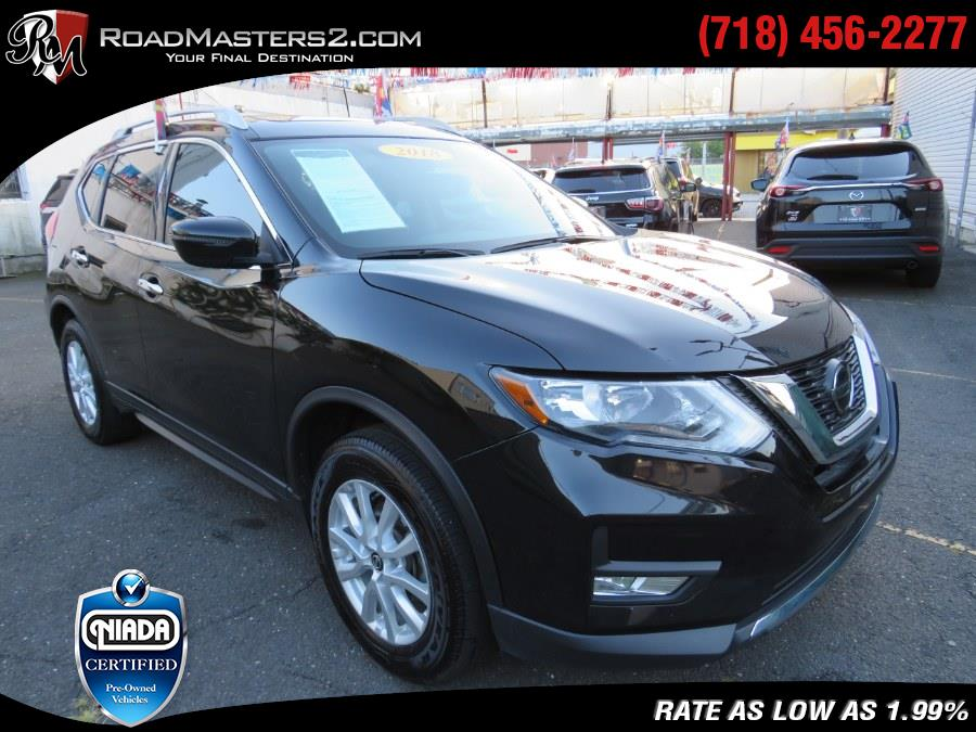 Used Nissan Rogue AWD SV PANO 2018 | Road Masters II INC. Middle Village, New York